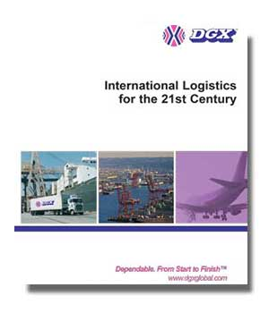 DGX - Dependable Global Express Shipping Services U.S. Brochure